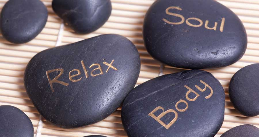 Hot Stone Therapy at Massage Addict